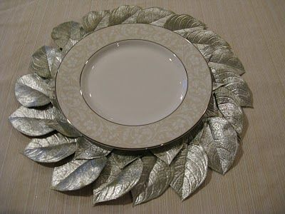 Pottery Barn Plate Charger Knock Off Home De Cor I Am So