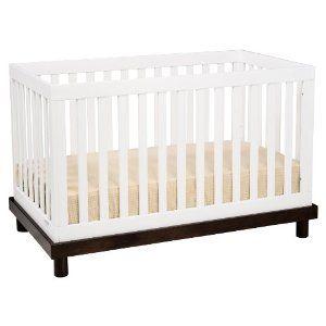 A Much Cheaper Crib With The Same Modern Look Baby Mod Olivia Cribs Convertible Crib White Crib