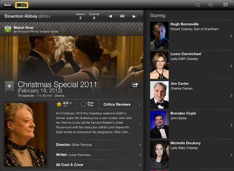 IMDb iOS App IMDb iOS Apps Apple iPhone Imdb movies
