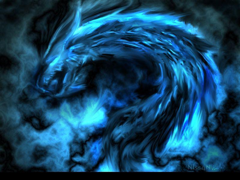 Blue Fire Dragon Blue Dragon Dragon Pictures Fire Breathing Dragon