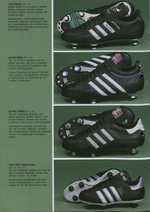 Adidas FX 100 Fussball Schuhe Soccer Shoes Cleats Vintage