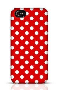 Polka Dots Apple iPhone 4s Phone Case