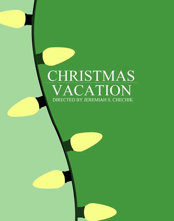 Christmas Vacation #Minimalist #Poster | Home Made Movie Posters ...