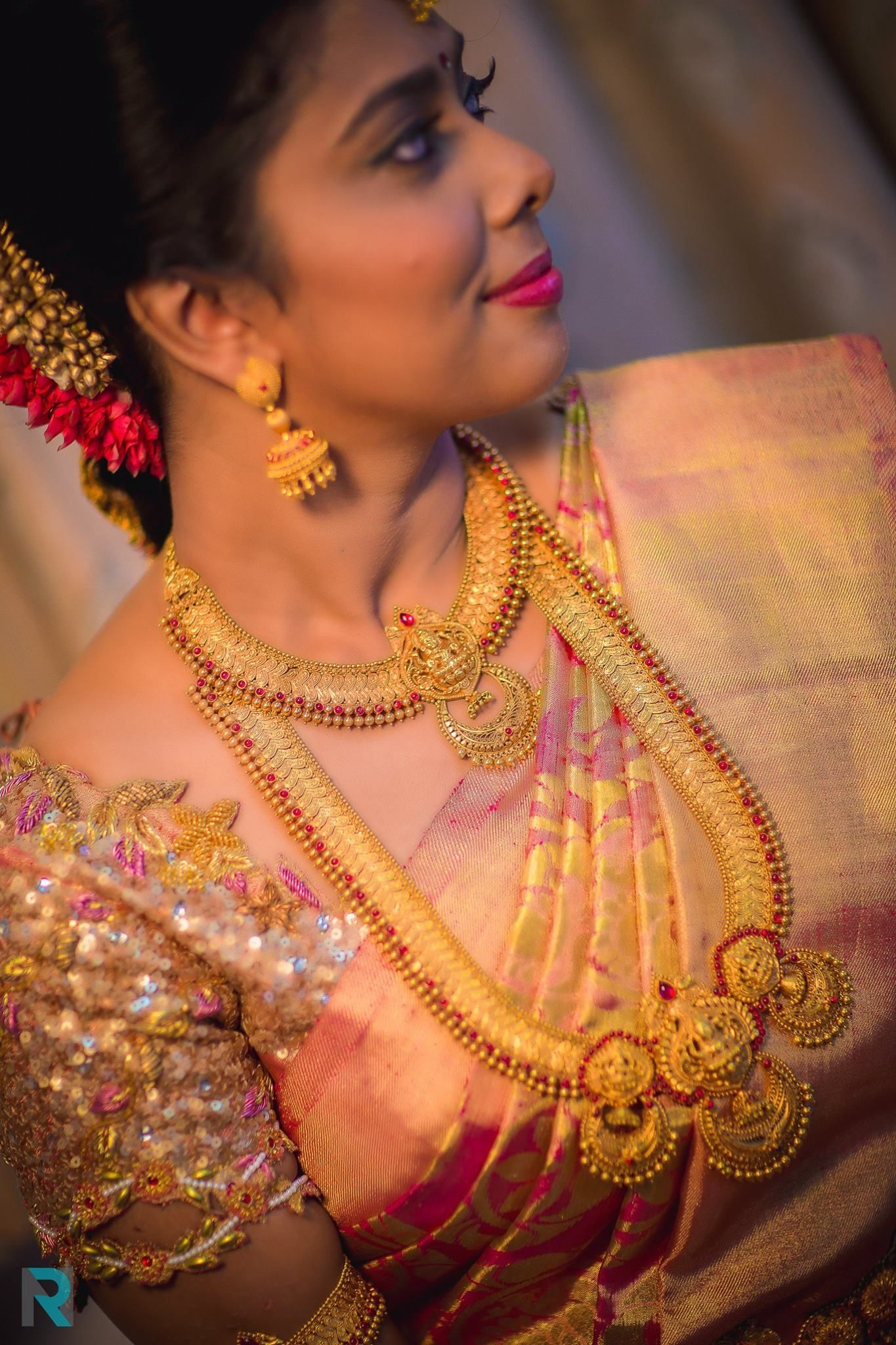 amazing photo gallery of south indian bridal hairstyles & poojadai