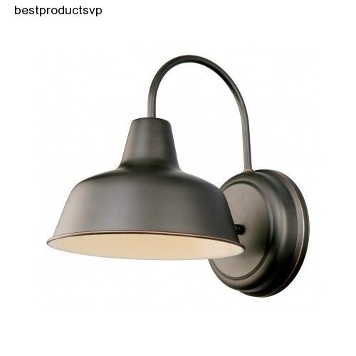 ebay outdoor wall mount light fixture vintage bronze