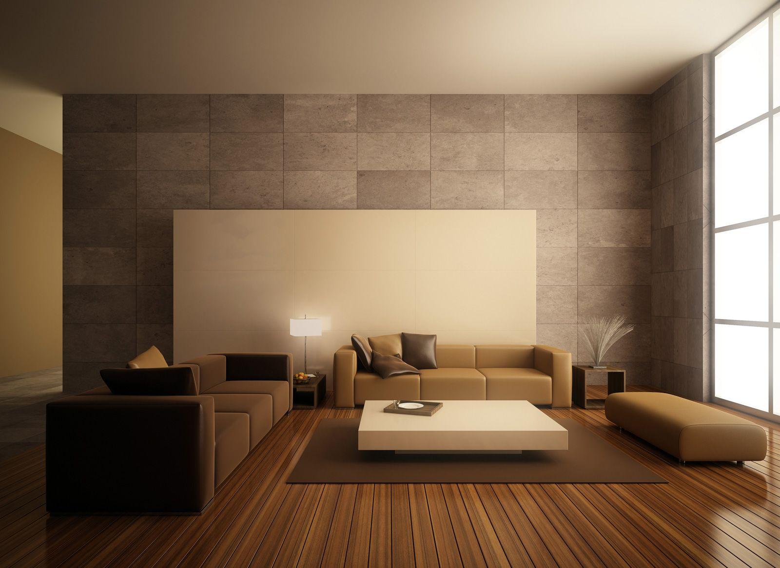 Clean and serene minimalist interior - Minimalist Interior Design is Maximum on Style