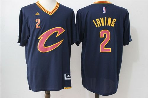newest b5acc 0d065 Cleveland Cavaliers #2 Kyrie Irving Revolution 30 Swingman ...