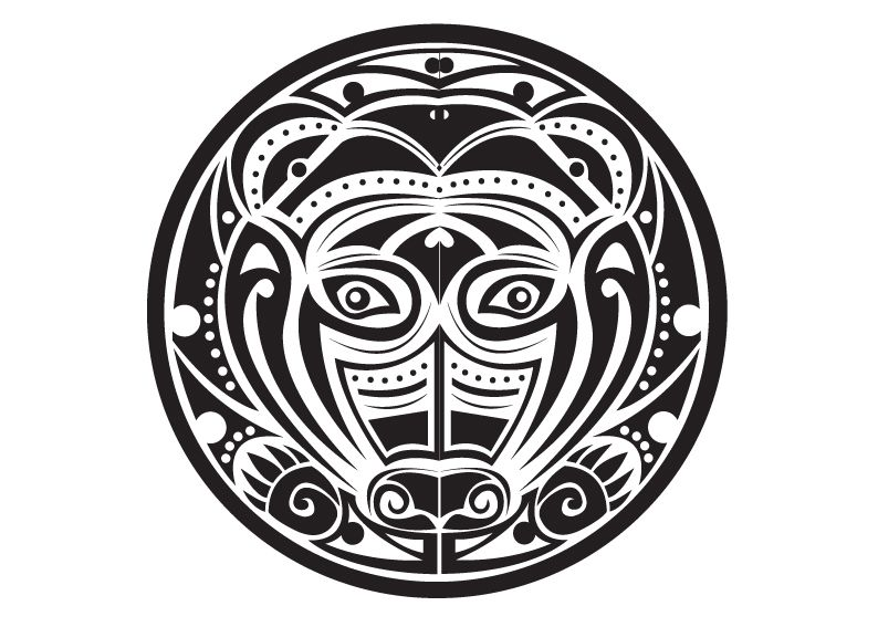 Deviantart More Like Polynesian Strength Tattoo By Patrickschappe