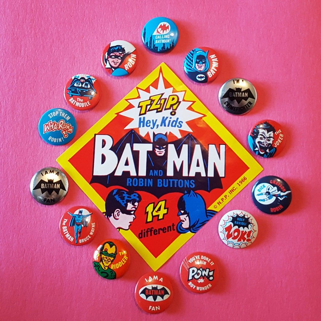 Pin On Batman Collection