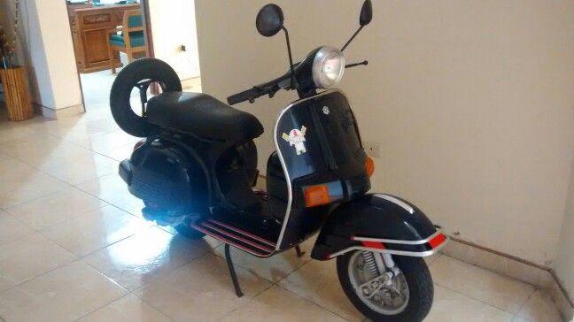 #pattacona #scooterclassic #bajajchetak #motoneta #pasion