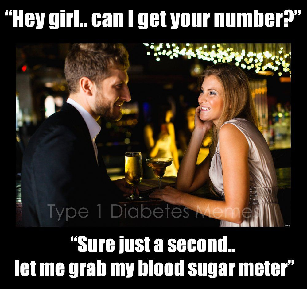 dating with type 1 diabetes
