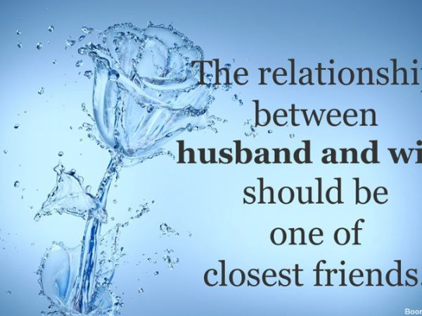The Relationship Husband And Wife Best Friendship Quotes Quotes