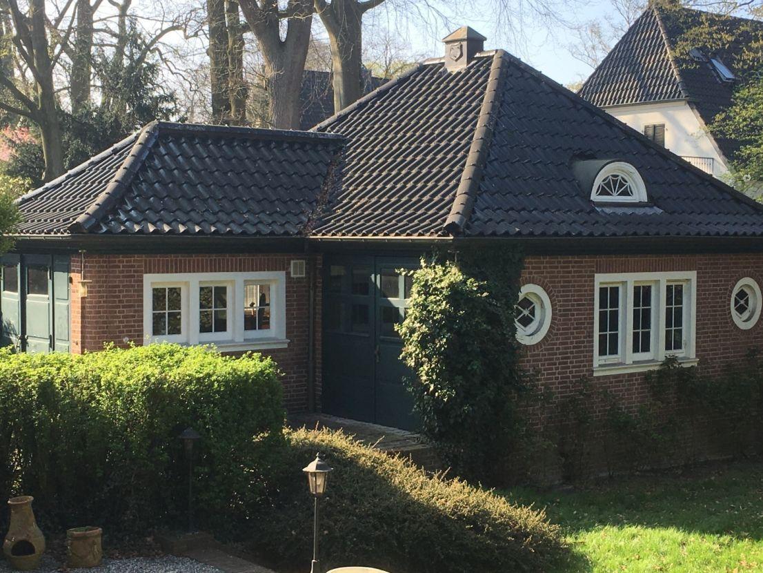 Hanseaten Villa In Der Marcusallee Rhododendronpark Botanik Villa Immobilien Botanik