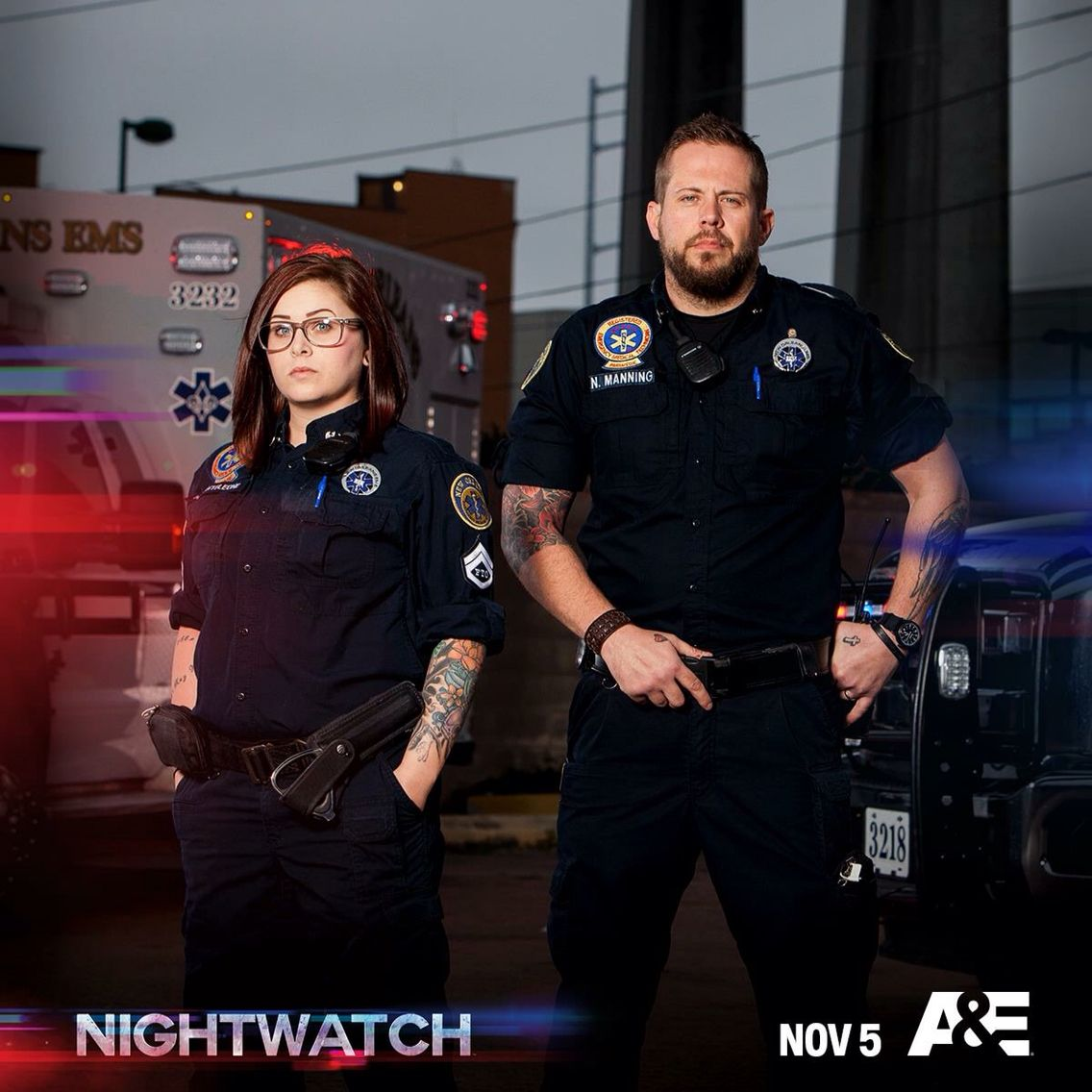 Holly and nick from nightwatch ae music tv tv shows