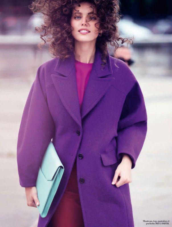 Parisiennes by David Bellemere for Vogue Paris September 2013