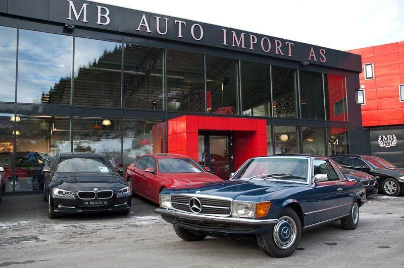 (5) FINN – Mercedes-Benz SL