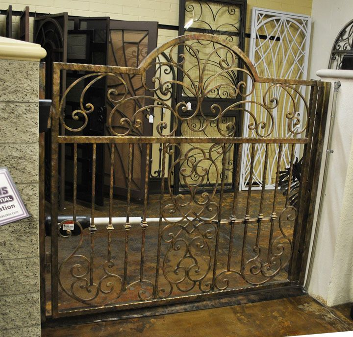 Double Gates Artistic Iron Works Ornamental Wrought Specialists
