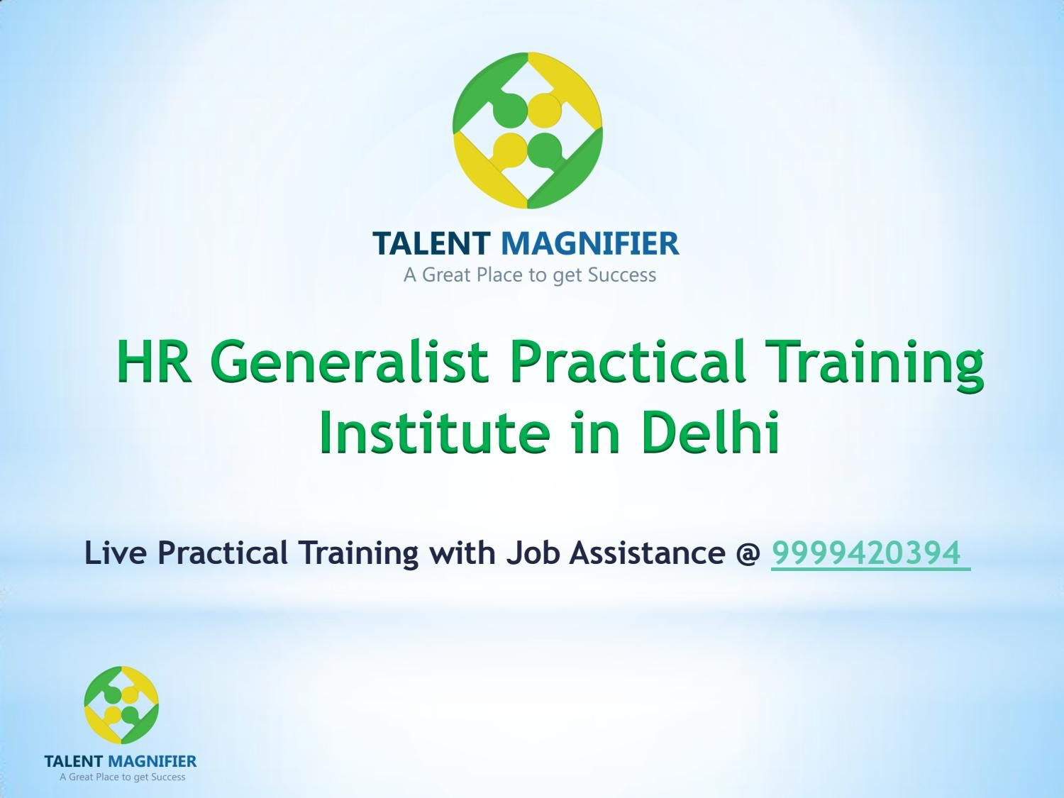 kpi for hr generalist