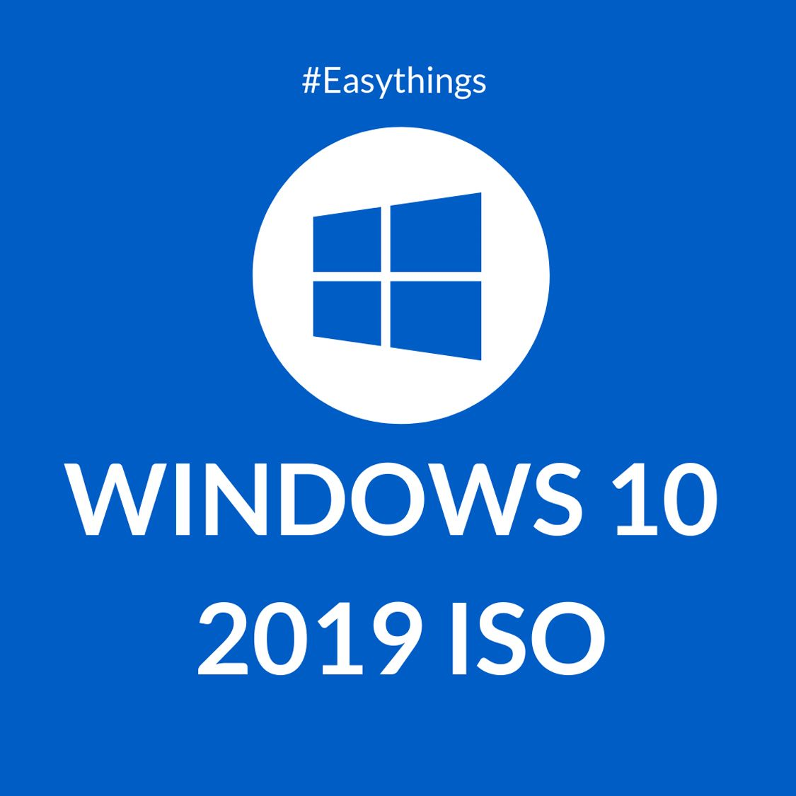 Free Windows 10 Iso Direct Download Officially With Images