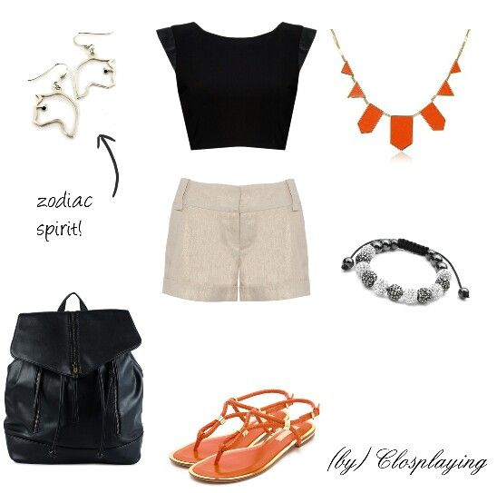 Kyo from fruits basket inspired outfit | Cosplay outfits ...