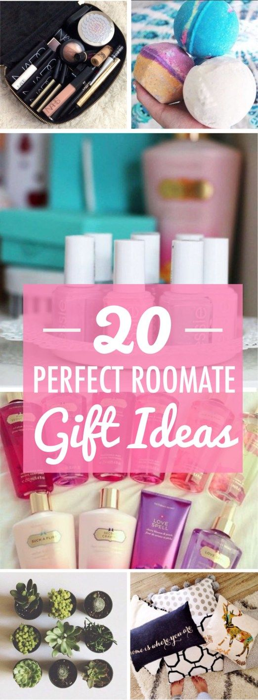 Need A Gift For Your Roommate Check Out These 20 Perfect Ideas