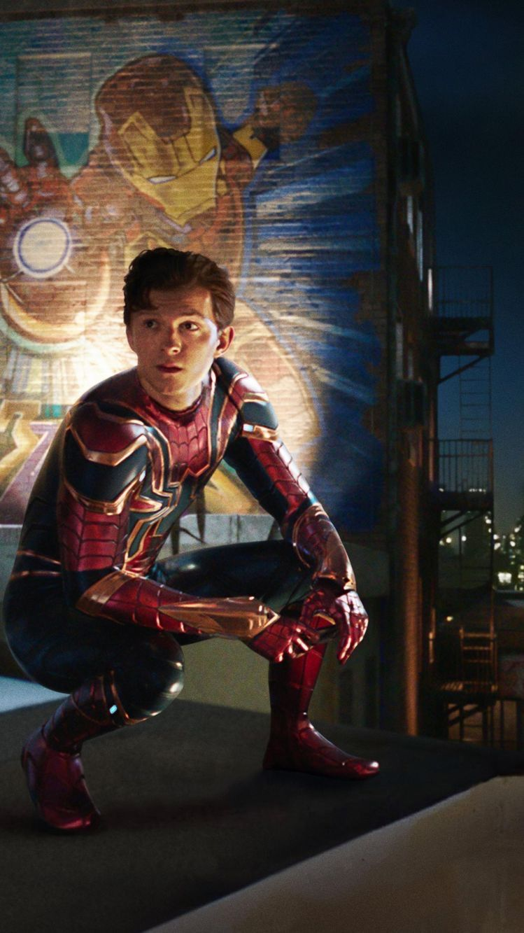 Strange Harbors Film Review   Spider-Man: Far From Home  #MCU #Marvel #SpiderMan #FarFromHome #PeterParker #Mysterio #IronMan #Avengers #Endgame #Comics #Superheroes #ComicBook #ComicBookMovie #Movies #Film #MovieReview #FilmReview