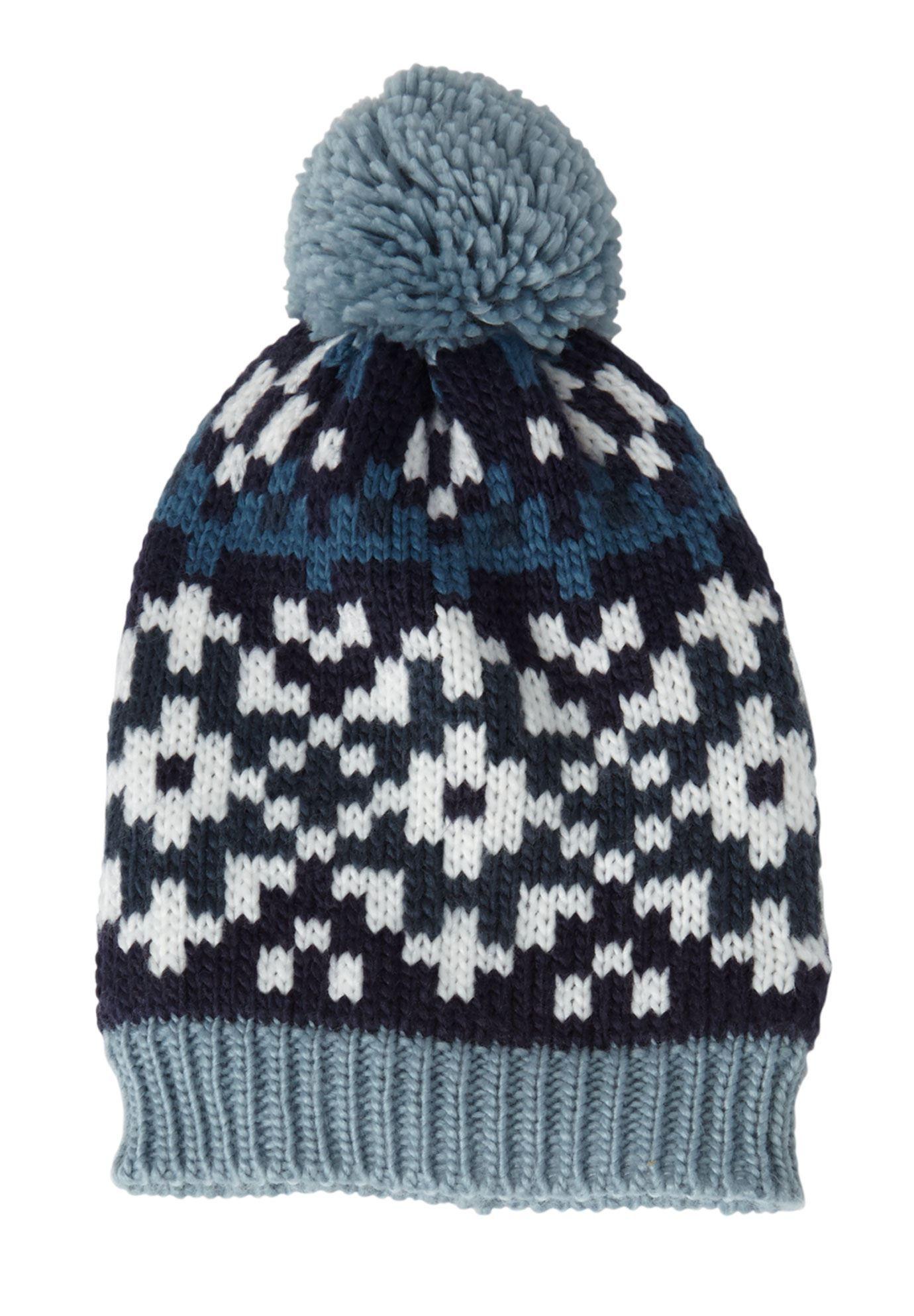 Nordic knit hat - Wide Width Women s  82b319c4aea