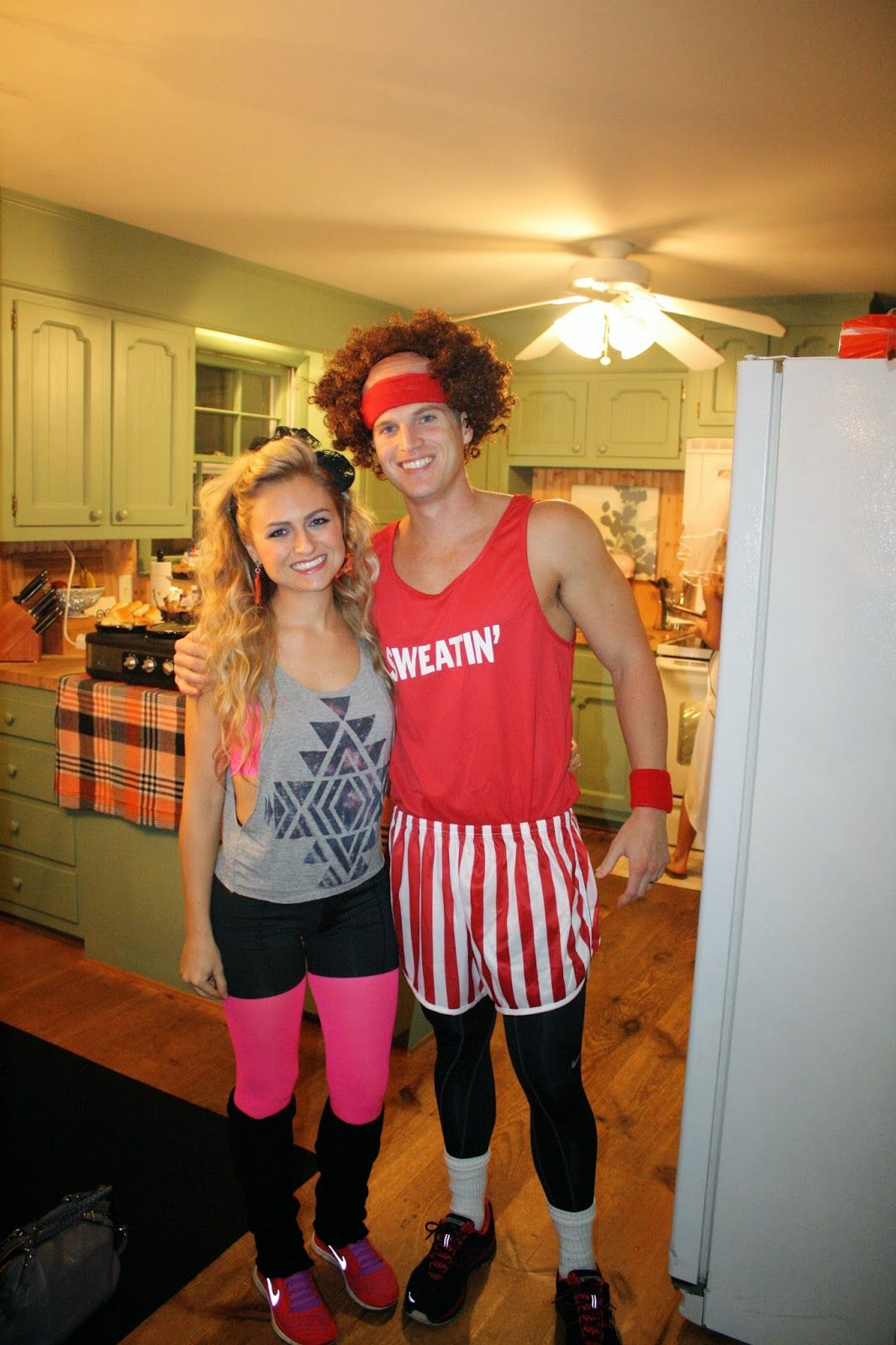 richard simmons costume Richard Simmons Couple Costume