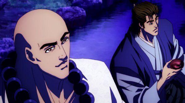 Gifu Dodo!! Kanetsugu And Keiji Episode #01 Anime Review