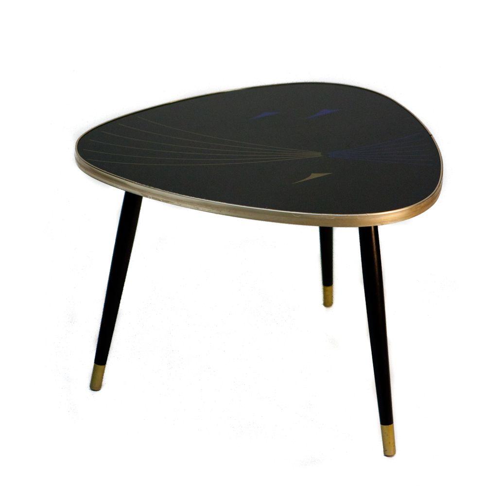 table tripode annes 50 revue