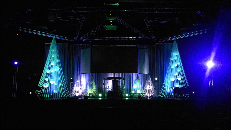 xmas fort smith arkansas church stage design church ideas forward