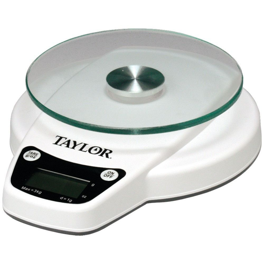 Taylor Glass Digital Kitchen Scale | Home Design Ideas