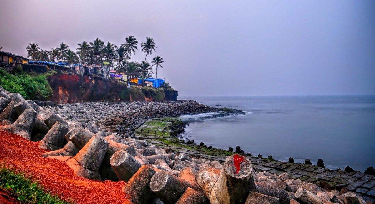 Goa Beach Caroline Landscape Desktop Wallpaper Landscape