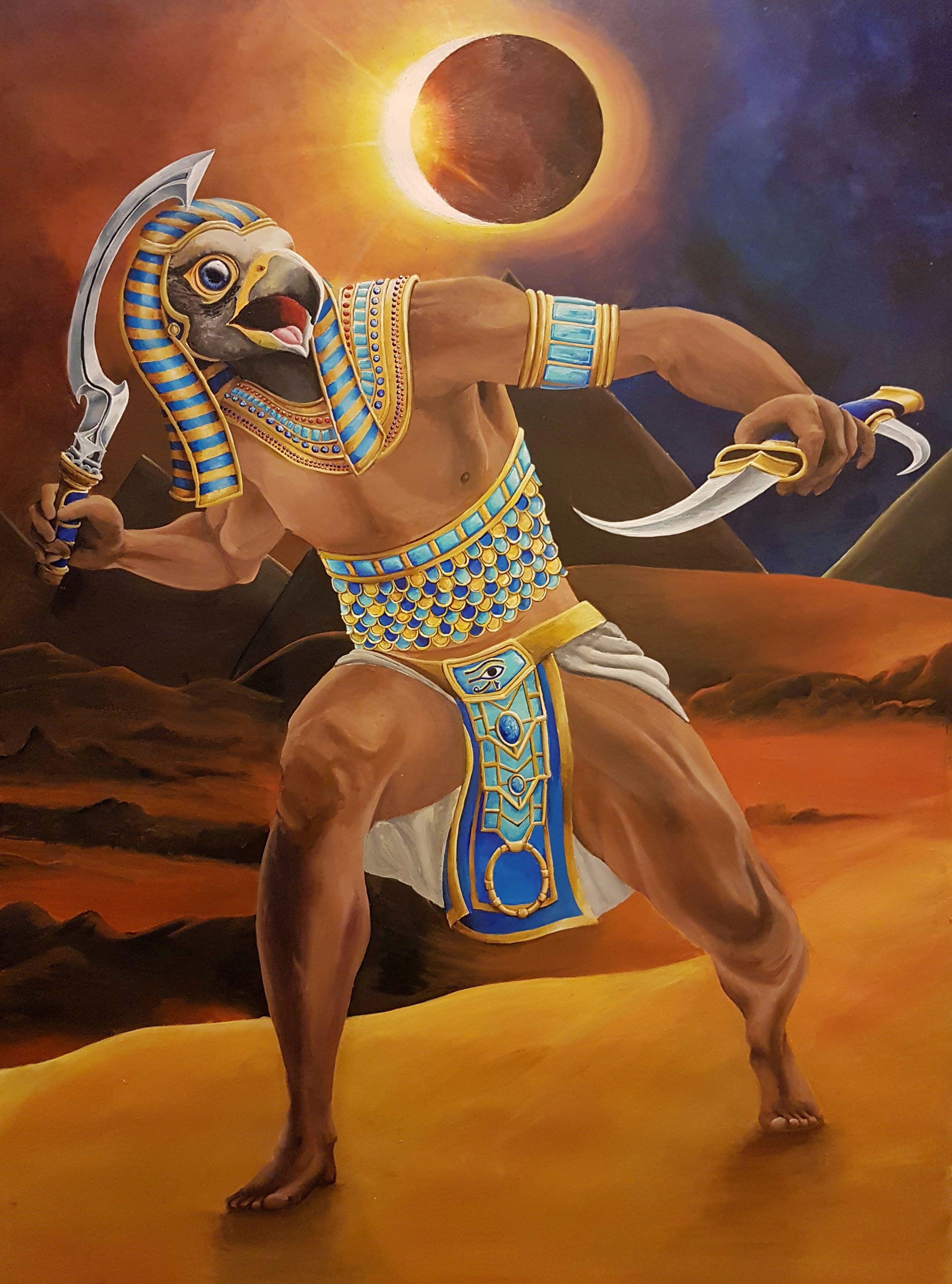 Horus Acrylic A2