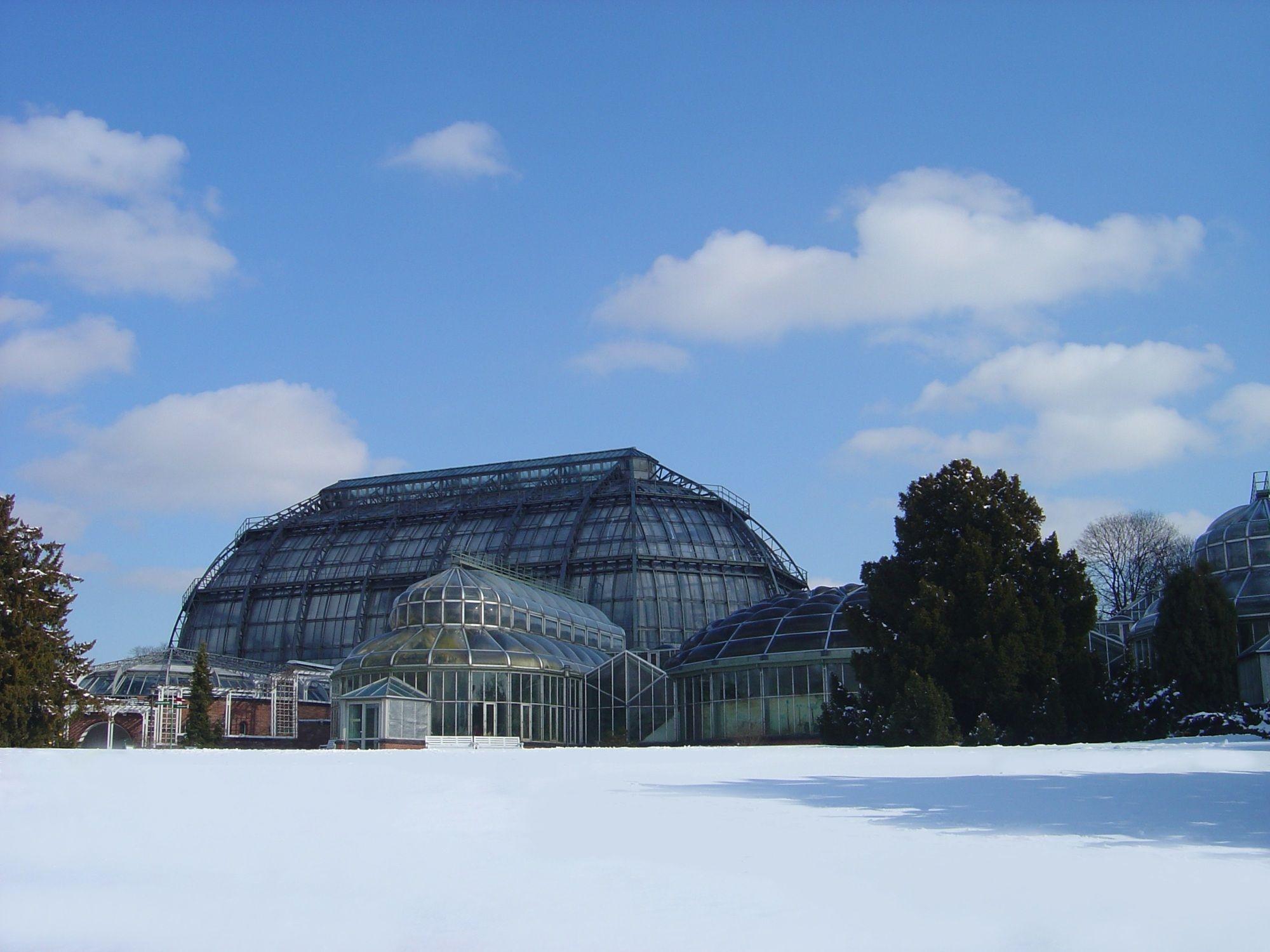 11 Beautiful Botanical Gardens In Winter Botanical Gardens Buchart Gardens Botanical Gardens Near Me