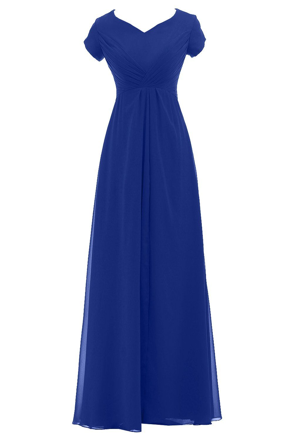 Sunvary woman vintage long chiffon mother of the bride dresses with