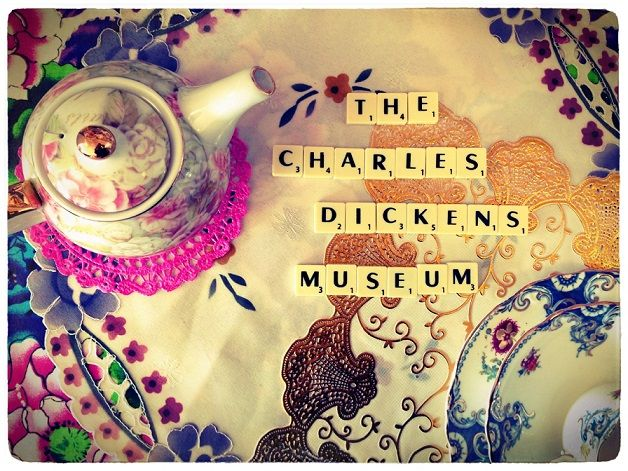 Victorian Tea Party at the Charles Dickens Museum, Holborn. Includes tea party, champagne and a private view of the Museum for £25, Saturday 14 June.