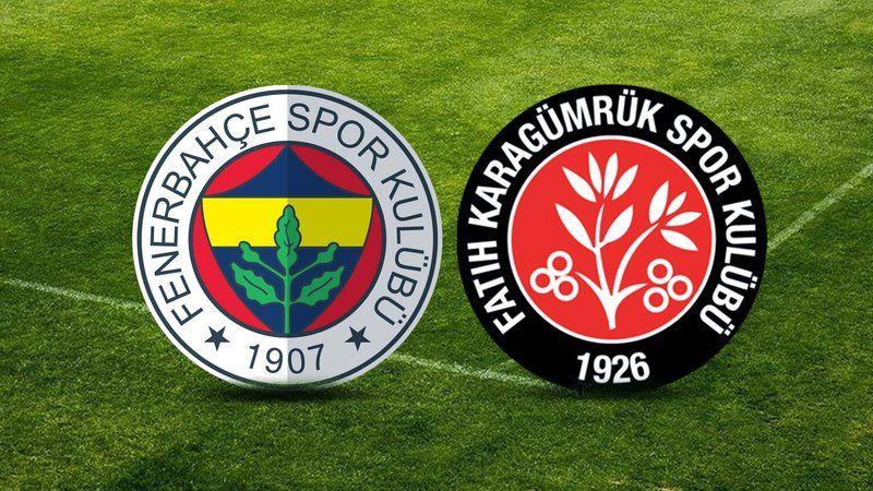 Fenerbahçe Karagümrük Canlı izle, 2020 Izleme, Mac