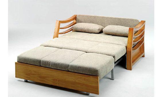 Sofa cama de dos plazas sofa convertible en cama de for Futon cama de dos plazas