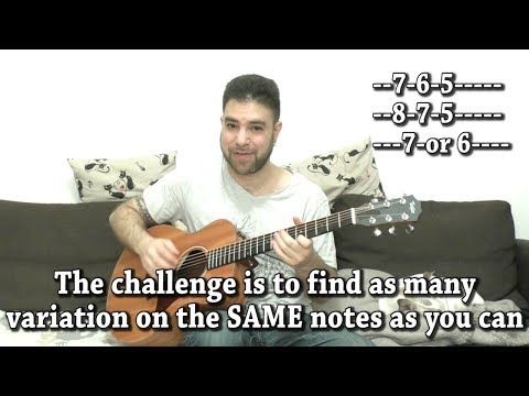 Advanced Blues Mega-Lesson: Solo-Trading Fingerstyle Blues - Guitar Tutorial w/ TAB - YouTube