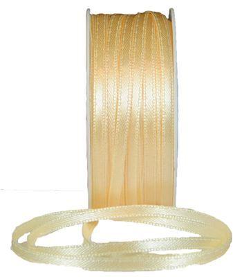 You can order Cream 3mm Satin Ribbon