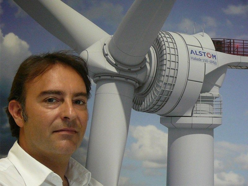 Alstom shares lessons in offshore wind with southeastern