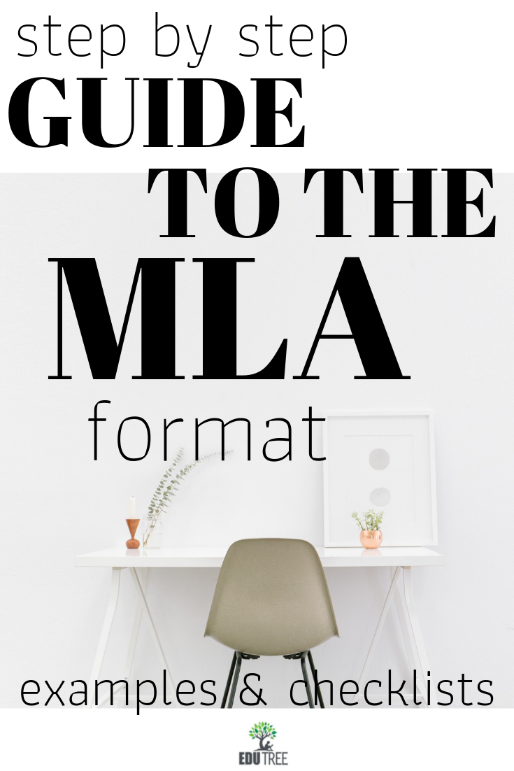 Mla Format Guide Grades 6 9 Mla Format Academic Essay Writing Upper Elementary Writing