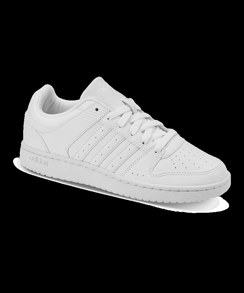 detailed look b9fd6 bdba9 adidas damesneaker hvit NEO VS Hoopster W