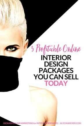 3 Profitable Online Interior Design Packages You Can Sell Today