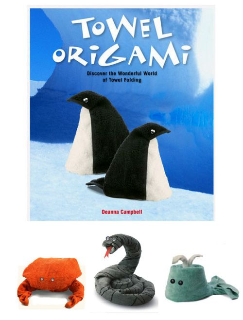 Towel Animals Amp Towel Origami How To Make Them Just Like