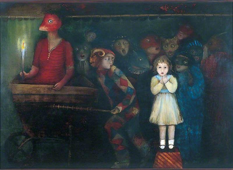 Ana Maria Pacheco Ana Maria Pacheco (b.1943) Art UK Art UK