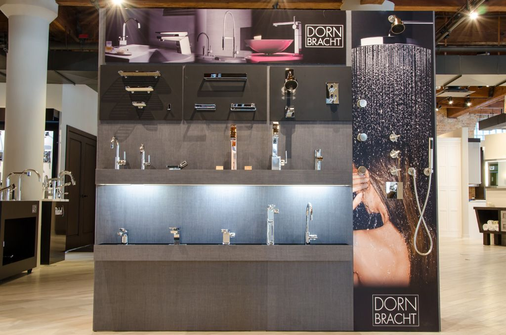 dornbracht faucets showers accessories studio41 home design showroom kitchen