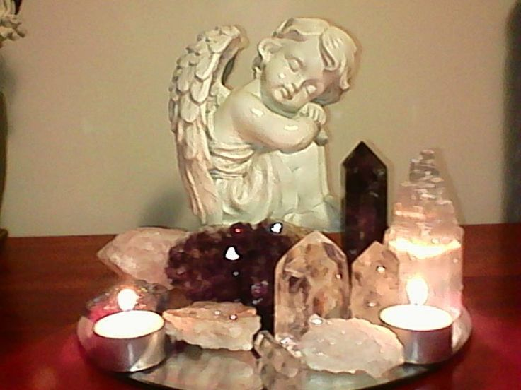 17 Best Images About Shrines And Altars On Pinterest: 17 Best Images About Angel Altars On Pinterest