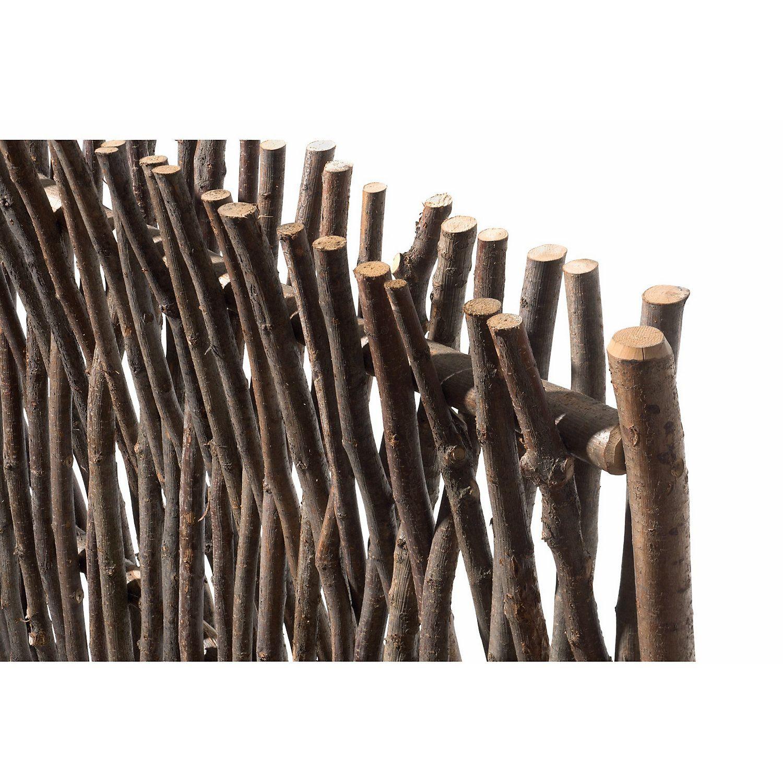 Sichtschutz Haselnußholz Sichtschutz, Manufactum